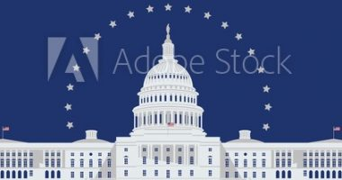vector illustration capitol building cropped 2